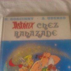 Cómics: ASTERIX CHEZ RAHAZDE LES EDITIONS ALBERT RENÉ,1987. Lote 84542684