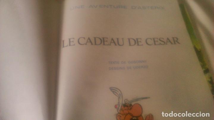 Cómics: asterix le cadeau de cesar,dargaud. 1990 - Foto 4 - 84542908
