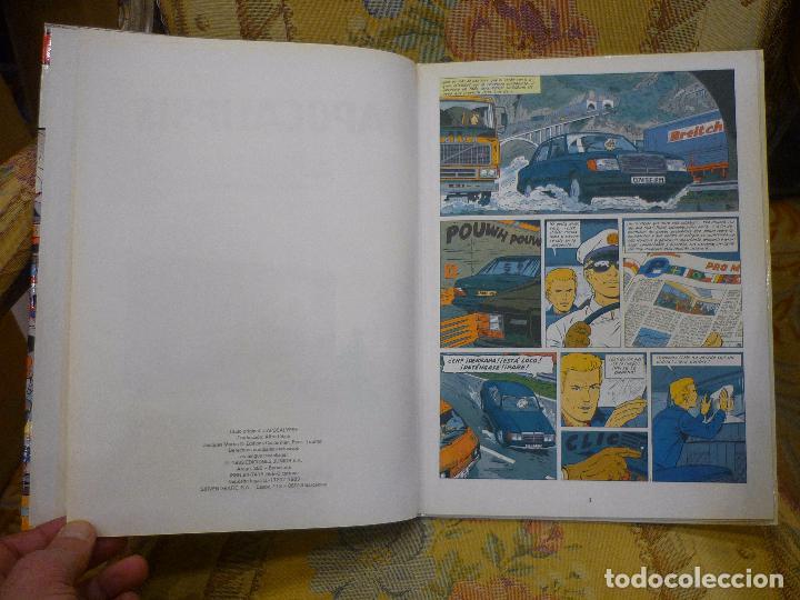 Cómics: APOCALIPSIS, DE JACQUES MARTIN Y GILLES CHAILLET. LEFRANC Nº 10, 1ª EDICIÓN 1.989. - Foto 4 - 84576932