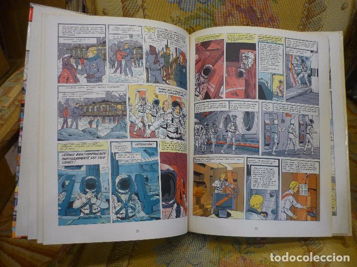 Cómics: APOCALIPSIS, DE JACQUES MARTIN Y GILLES CHAILLET. LEFRANC Nº 10, 1ª EDICIÓN 1.989. - Foto 5 - 84576932