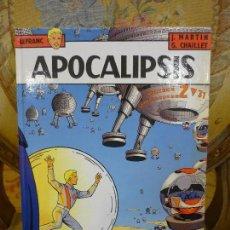 Cómics: APOCALIPSIS, DE JACQUES MARTIN Y GILLES CHAILLET. LEFRANC Nº 10, 1ª EDICIÓN 1.989.. Lote 84576932