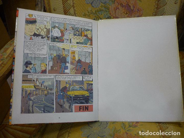 Cómics: APOCALIPSIS, DE JACQUES MARTIN Y GILLES CHAILLET. LEFRANC Nº 10, 1ª EDICIÓN 1.989. - Foto 6 - 84576932
