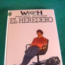 Cómics: LARGO WINCH Nº 1 EL HEREDERO EDICIONES JUNIOR. Lote 84579916