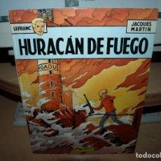 Cómics: LEFRANC - HURACÁN DE FUEGO - Nº 2 - TAPA DURA - EDICIONES JUNIOR - ENVIO GRATIS. Lote 84854968
