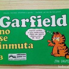 Cómics: GARFIELD NO SE INMUTA - NUMERO 3. Lote 84971904