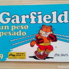 Cómics: GARFIELD UN PESO PESADO - NUMERO 19. Lote 84972348