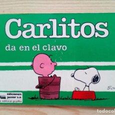 Comics - Carlitos Da En EL Clavo - Numero 8 (Snoopy) - 85076652