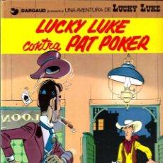 Cómics: MORRIS - LUCKY LUKE Nº 53 - LUCKY LUKE CONTRA PAT POKER - GRIJALBO DARGAUD 1994 - MOLT RAR - CATALA. Lote 85082376