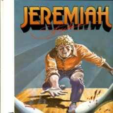 Cómics: HERMANN - JEREMIAH Nº 13 - STRIKE - EDICIONES JUNIOR 1990 - EN BUES ESTADO. Lote 85084804