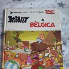 Cómics: ASTERIX A BELGICA ( EN CATALAN ). EDICIONES GRIJALBO 1980. Lote 85147276