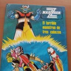 Cómics: MAZINGUER Z, EL TERRIBLE MONSTRUO DE LAS TRES CABEZAS. Lote 85172040