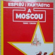Cómics: ESPIRU - ESPIRU A MOSCOU - GRIJALBO - CATALÁN CATALÀ. Lote 85263740