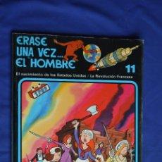 Cómics: ERASE UNA VEZ ... EL HOMBRE Nº 11 ** GRIJALBO . Lote 85837764