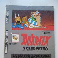 Cómics: ASTERIX Y CLEOPATRA Nº 7 / GRIJALBO 1990 NUMERO EN LOMO. Lote 85881788