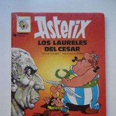 Cómics: ASTERIX Y LOS LAURELES DEL CESAR Nº 18 / GRIJALBO 1988 NUMERO EN LOMO. Lote 85882504
