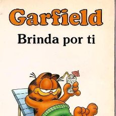 Fumetti: JIM DAVIS - GARFIELD POCKET Nº 9 - BRINDA POR TI - ED. JUNIOR 1991 - BIEN CONSERVADO. Lote 85940248