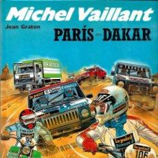 Cómics: JEAN GRATON - MICHEL VAILLANT Nº 2 - PARIS- DAKAR - TIMUN MAS 1991 - ALBUM DE TAPA DURA EN CATALA. Lote 85940576