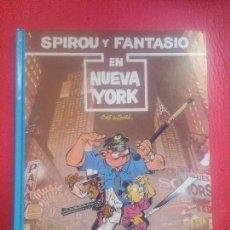Cómics: SPIROU Y FANTASIO EN NUEVA YORK EL ESTADO ES BUENO. Lote 85977436