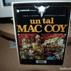 Cómics: UN TAL MAC COY - Nº 2 - TAPA DURA - GRIJALBO - ENVIO GRATIS. Lote 86046720