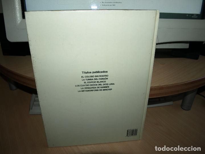 Cómics: PAPYRUS - LA METAMORFOSIS DE IMHOTEP - TAPA DURA - JUNIOR - ENVIO GRATIS - Foto 3 - 86047924