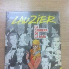 Cómics: LAUZIER #5 LA CARRERA DE LA RATA. Lote 156982994