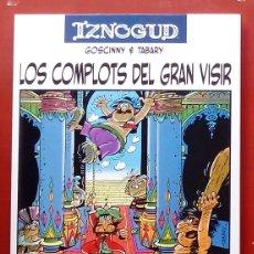 Cómics: IZNOGUD 2 - LOS COMPLOTS DEL GRAN VISIR DE RENE GOSCINNY Y TABARY- PLANETA 2005. Lote 86291742