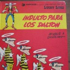 Cómics: INDULTO PARA LOS DALTON--LUCKY LUKE. Lote 86310192