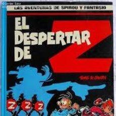 Cómics: LAS AVENTURAS DE SPIROU Y FANTASIO - EL DESPERTAR DE Z N. 23 EDICIONES JUNIOR/GRIJALBO. Lote 119013656