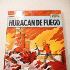 Fumetti: LEFRANC-HURACAN DE FUEGO -Nº 2 MARTIN Y CHAILLET - GRIJALBO -. Lote 86555576