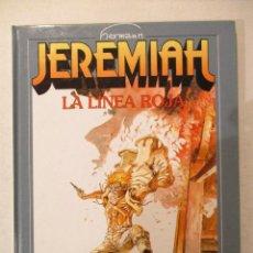 Cómics: JEREMIAH - Nº 16 - LA LINEA ROJA - HERMANN - GRIJALBO -DARGAUD. Lote 86706964