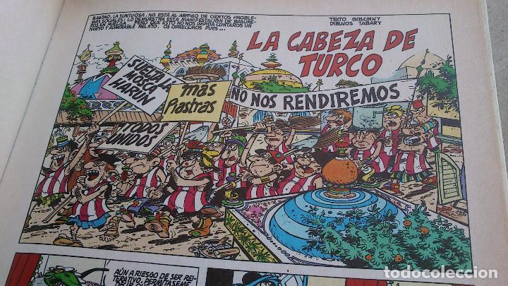 Cómics: LA CABEZA DE TURCO DE IZNOGUD - GOSCINNY - TABARY - GRIJALBO DARGAUD - Nº 6 EDICIONES JUNIOR - 1979 - Foto 5 - 86770296