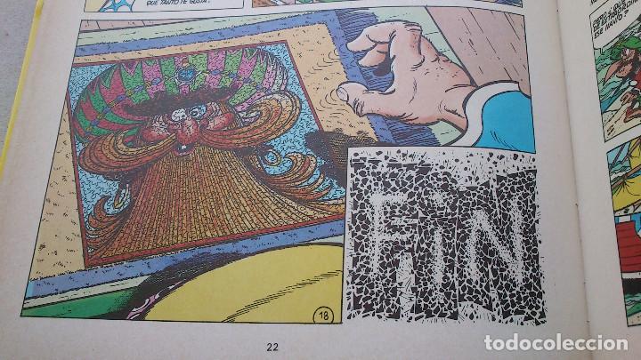 Cómics: LA CABEZA DE TURCO DE IZNOGUD - GOSCINNY - TABARY - GRIJALBO DARGAUD - Nº 6 EDICIONES JUNIOR - 1979 - Foto 8 - 86770296