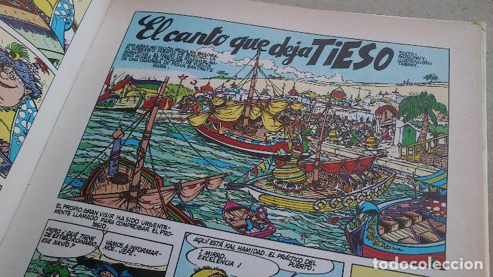 Cómics: LA CABEZA DE TURCO DE IZNOGUD - GOSCINNY - TABARY - GRIJALBO DARGAUD - Nº 6 EDICIONES JUNIOR - 1979 - Foto 9 - 86770296