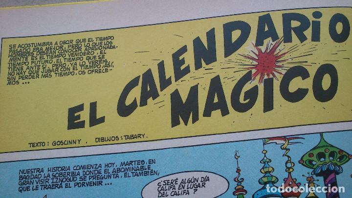 Cómics: LA CABEZA DE TURCO DE IZNOGUD - GOSCINNY - TABARY - GRIJALBO DARGAUD - Nº 6 EDICIONES JUNIOR - 1979 - Foto 13 - 86770296