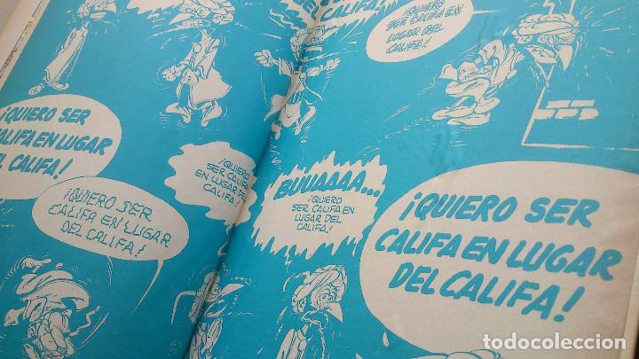 Cómics: LA CABEZA DE TURCO DE IZNOGUD - GOSCINNY - TABARY - GRIJALBO DARGAUD - Nº 6 EDICIONES JUNIOR - 1979 - Foto 16 - 86770296