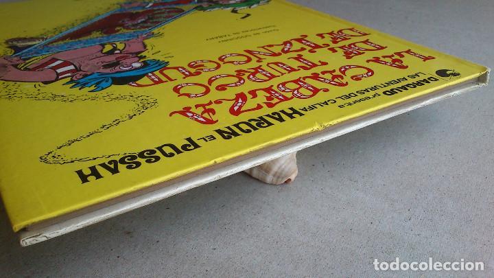 Cómics: LA CABEZA DE TURCO DE IZNOGUD - GOSCINNY - TABARY - GRIJALBO DARGAUD - Nº 6 EDICIONES JUNIOR - 1979 - Foto 19 - 86770296