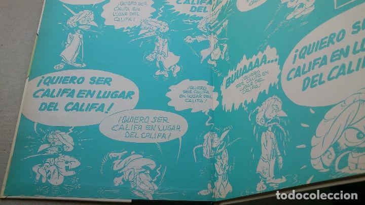 Cómics: IZNOGOUD EL INFAME - GOSCINNY - TABARY - GRIJALBO DARGAUD Nº 7 - 1981 - NUEVO - Foto 2 - 86775192