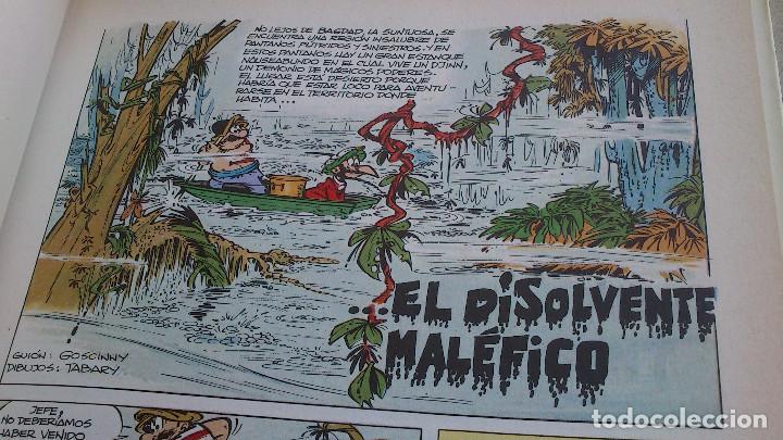 Cómics: IZNOGOUD EL INFAME - GOSCINNY - TABARY - GRIJALBO DARGAUD Nº 7 - 1981 - NUEVO - Foto 5 - 86775192