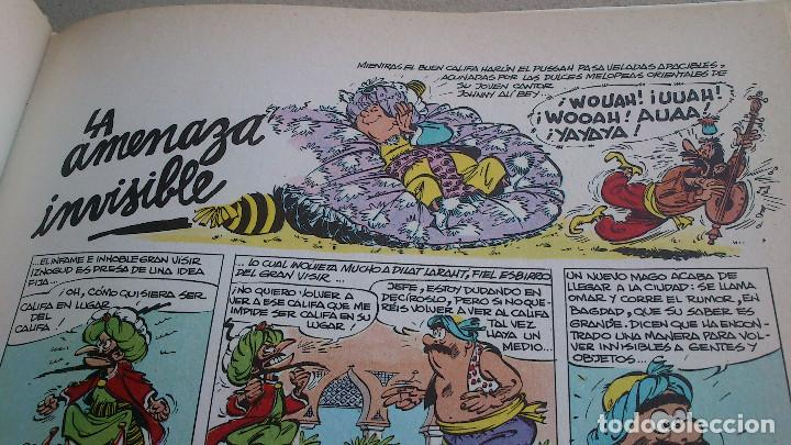 Cómics: IZNOGOUD EL INFAME - GOSCINNY - TABARY - GRIJALBO DARGAUD Nº 7 - 1981 - NUEVO - Foto 6 - 86775192