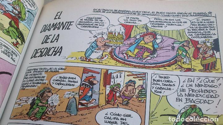 Cómics: IZNOGOUD EL INFAME - GOSCINNY - TABARY - GRIJALBO DARGAUD Nº 7 - 1981 - NUEVO - Foto 7 - 86775192