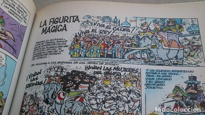 Cómics: IZNOGOUD EL INFAME - GOSCINNY - TABARY - GRIJALBO DARGAUD Nº 7 - 1981 - NUEVO - Foto 8 - 86775192