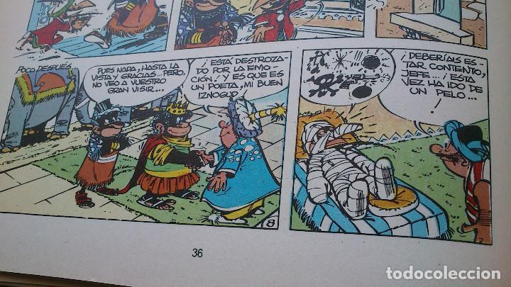 Cómics: IZNOGOUD EL INFAME - GOSCINNY - TABARY - GRIJALBO DARGAUD Nº 7 - 1981 - NUEVO - Foto 9 - 86775192