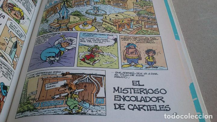 Cómics: IZNOGOUD EL INFAME - GOSCINNY - TABARY - GRIJALBO DARGAUD Nº 7 - 1981 - NUEVO - Foto 10 - 86775192