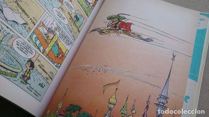 Cómics: IZNOGOUD EL INFAME - GOSCINNY - TABARY - GRIJALBO DARGAUD Nº 7 - 1981 - NUEVO - Foto 11 - 86775192