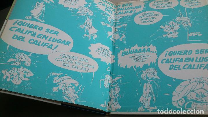 Cómics: IZNOGOUD EL INFAME - GOSCINNY - TABARY - GRIJALBO DARGAUD Nº 7 - 1981 - NUEVO - Foto 12 - 86775192