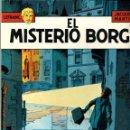 Cómics: JACQUES MARTIN - LEFRANC Nº 3 - EL MISTERIO BORG - EDICIONES JUNIOR 1986. Lote 86877504