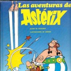 LAS AVENTURAS DE ASTERIX Nº 5 - GUAFLEX - GRIJALBO DARGAUD 1987- VER DESCRIPCION