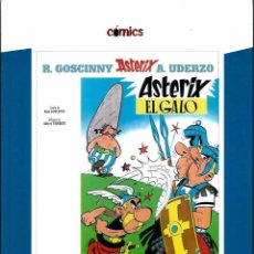 Cómics: ASTERIX EL GALO - COLECCION COMICS EL PAIS 2005 - BIEN CONSERVADO. Lote 114942475