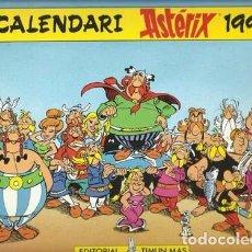Cómics: CALENDARI ASTERIX 1992, IMPECABLE. Lote 87494844