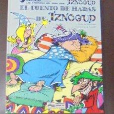 Cómics: EL CUENTO DE HADAS DE IZNOGUD. LAS AVENTURAS DEL GRAN VISIR. Nº 4. EDICIONES JUNIOR.. Lote 212875130